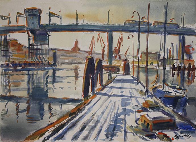 Göteborgsmotiv, Götaälvbron